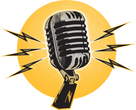 Karaoke Clip Art, Vector Images & Illustrations - iStock