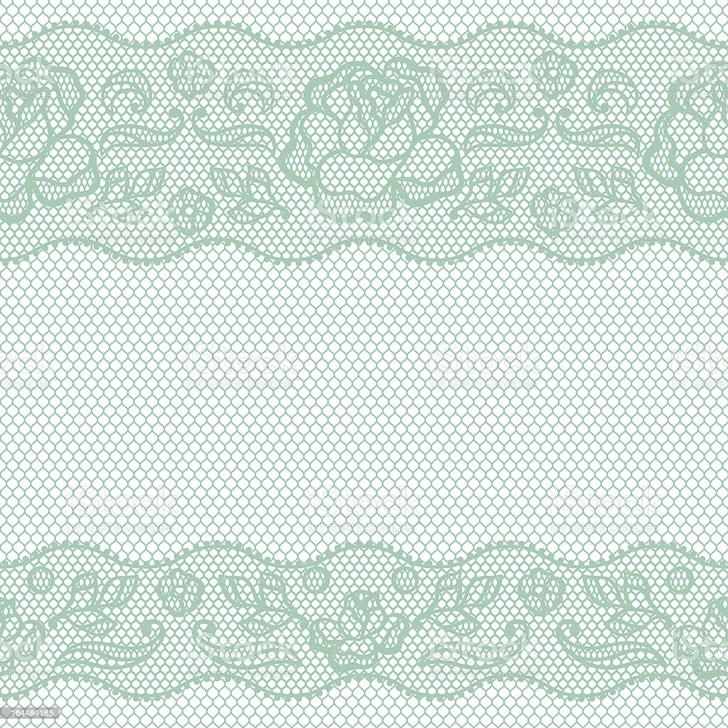 Vintage lace background, ornamental flowers. Vector texture. royalty-free stock vector art