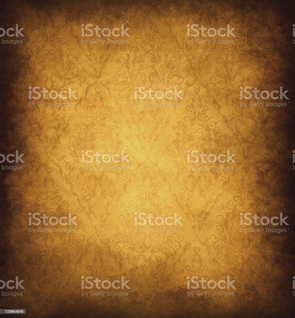 Vintage old background royalty-free stock vector art