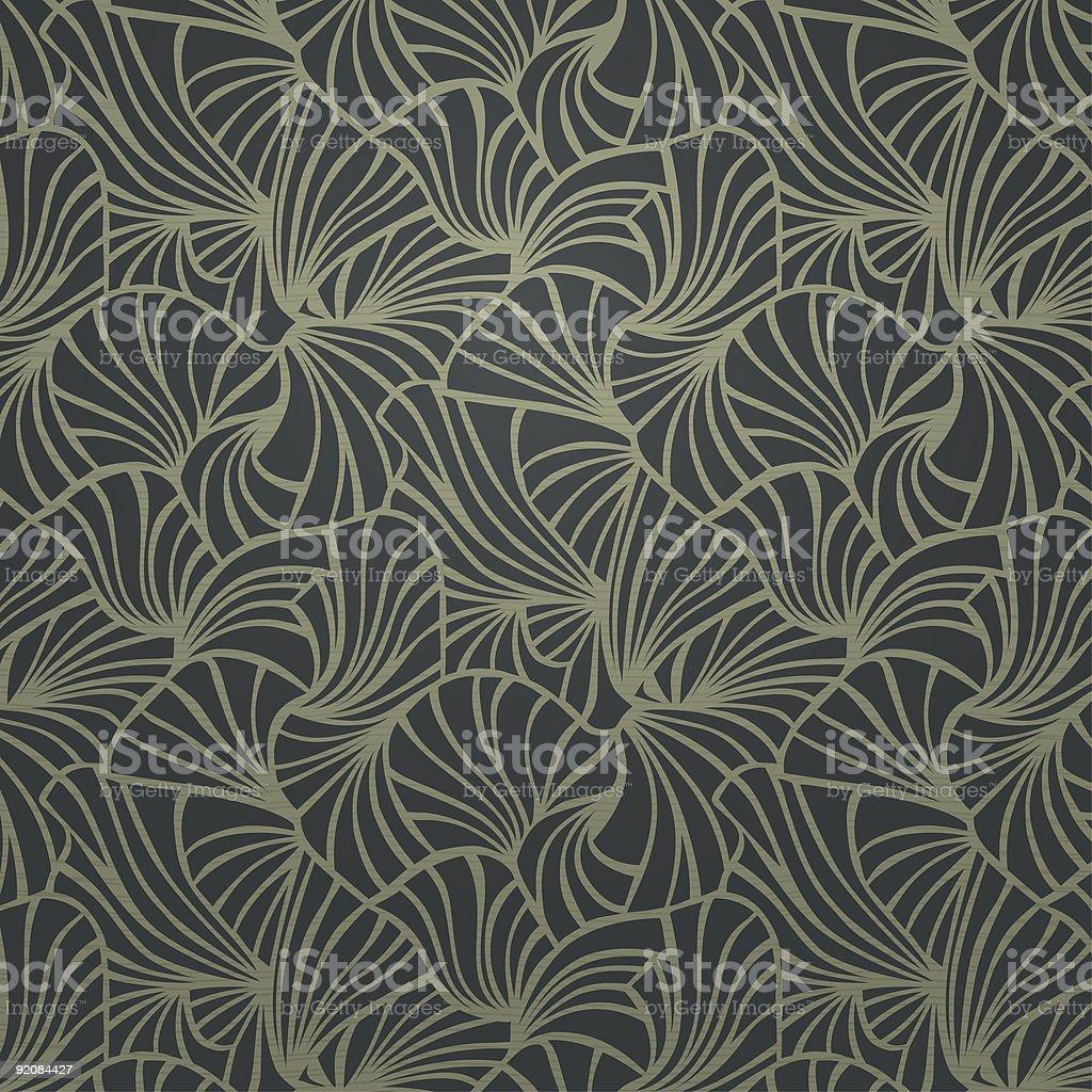 Vintage pattern  |  Dark royalty-free stock vector art