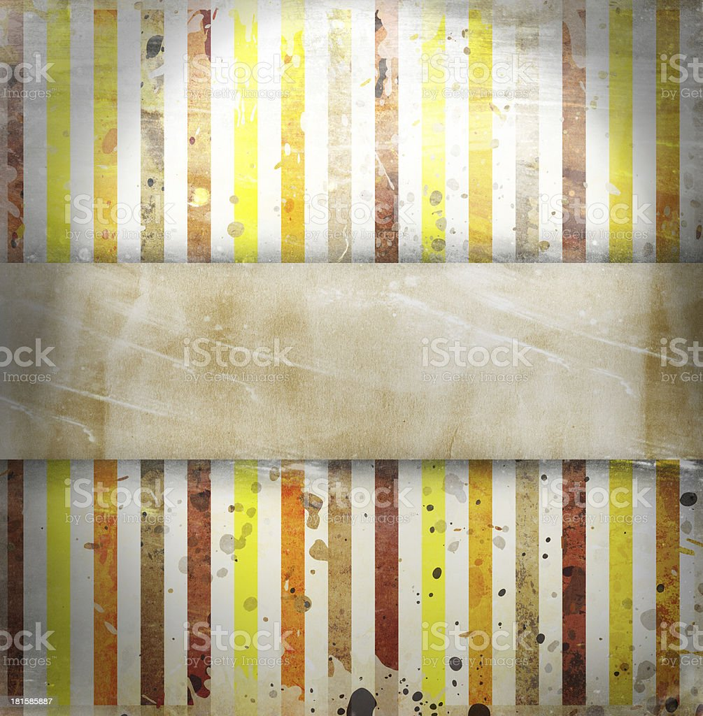 vintage striped background royalty-free stock vector art