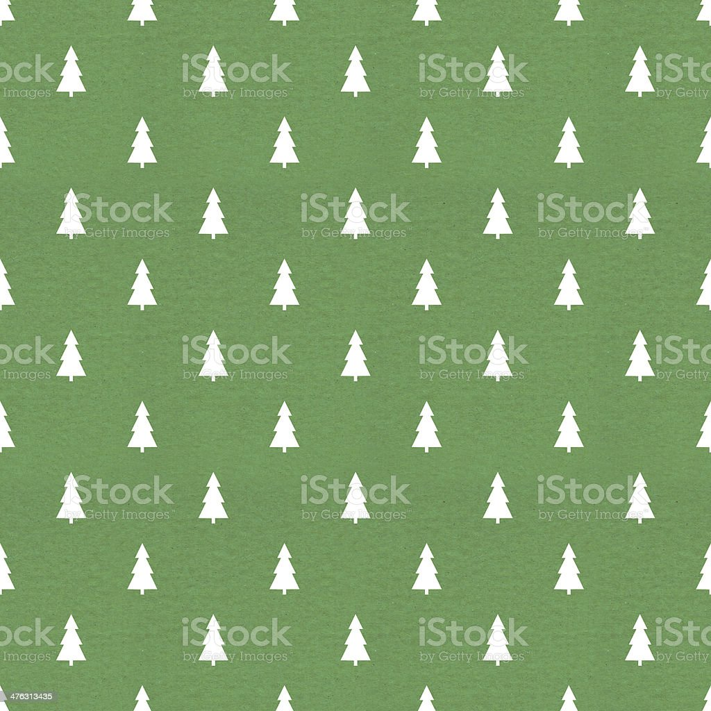 vintage wrapping paper vector art illustration