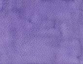 violet watercolor paints on paper
