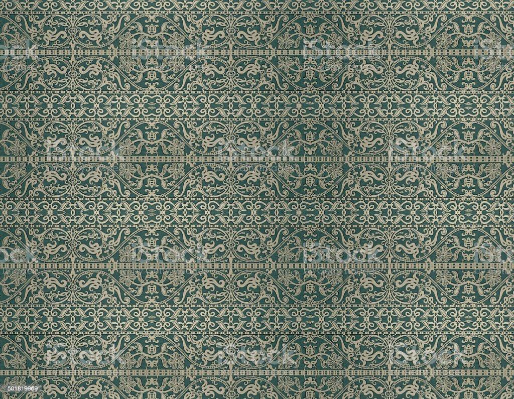 Wallpaper Italy 16th Century royalty-free stock vector art