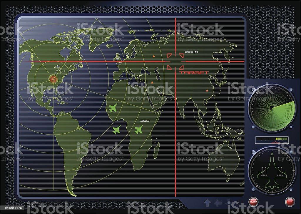 wargame royalty-free stock vector art