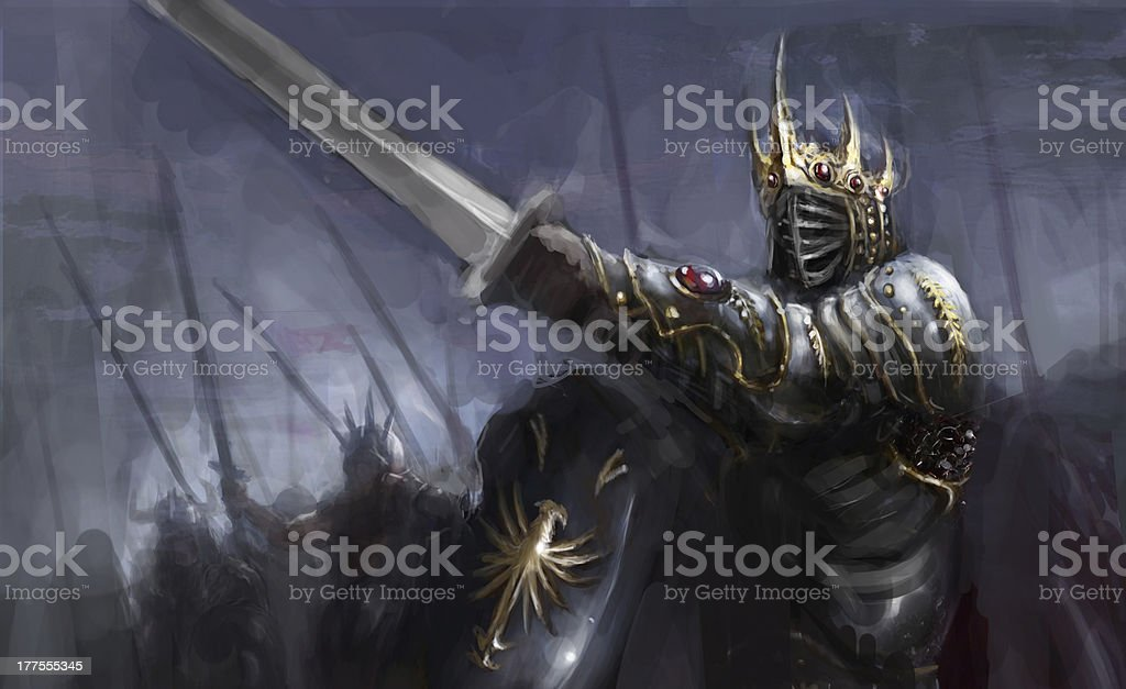 war royalty-free stock vector art