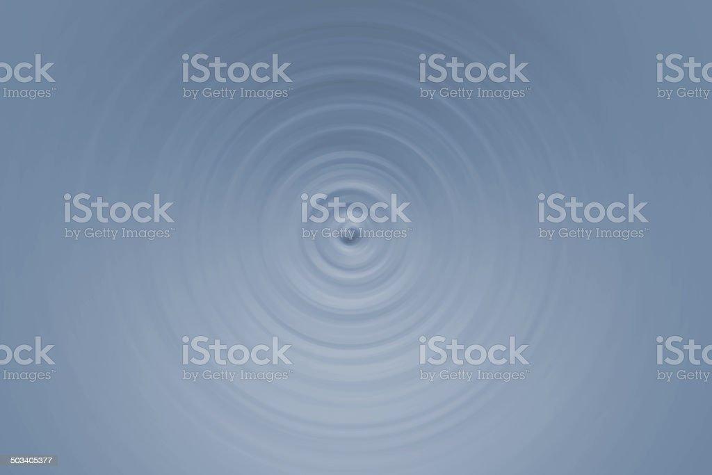 Water ondulation. vector art illustration