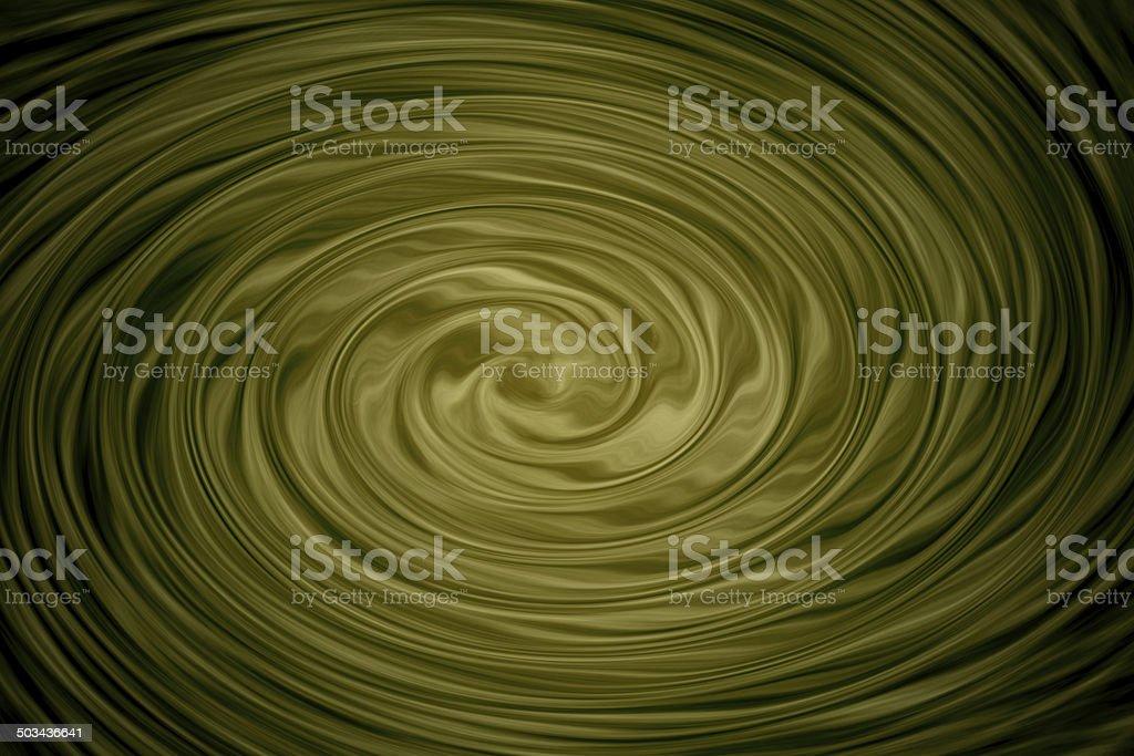 Water ripples. vector art illustration