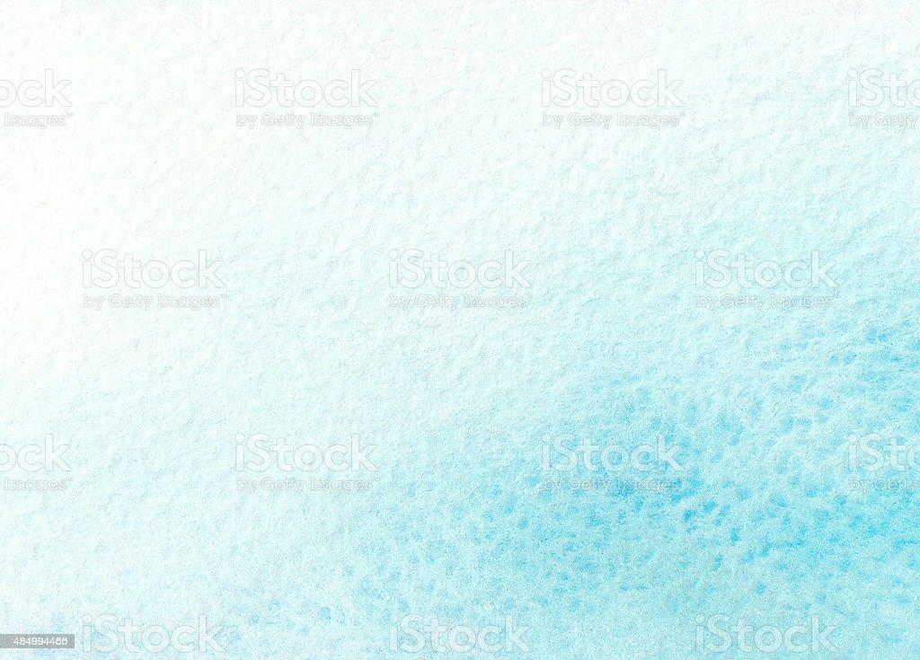watercolor background in green tones vector art illustration