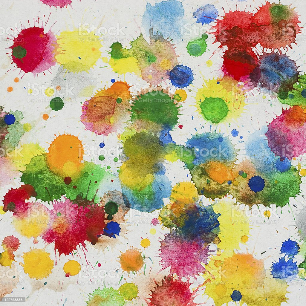 Watercolor royalty-free stock vector art