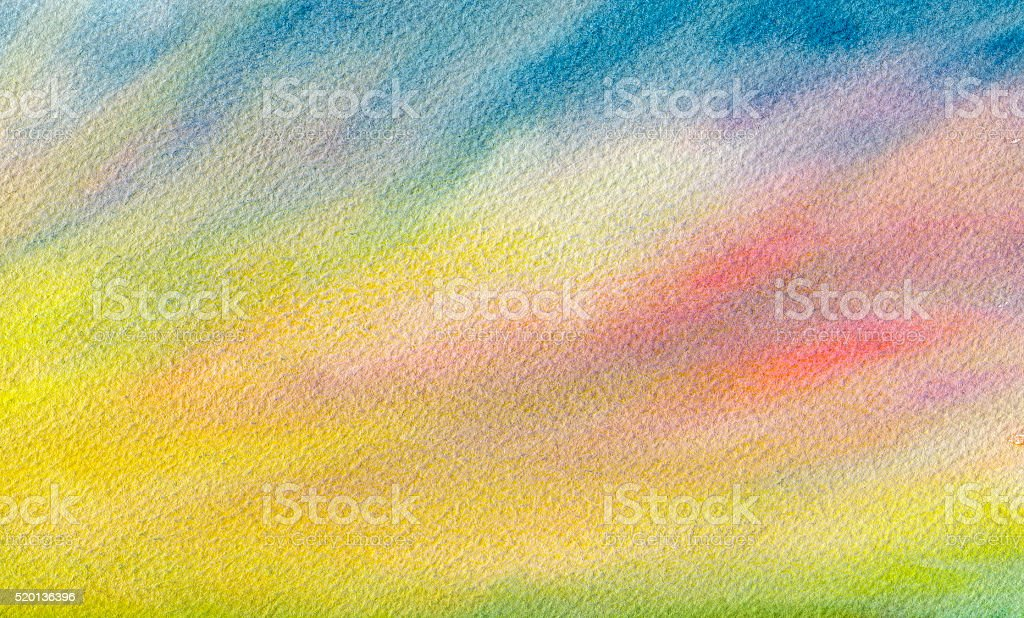 watercolor pattern background painting stock photo