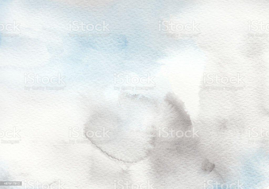 watercolor soft wet on wet background vector art illustration