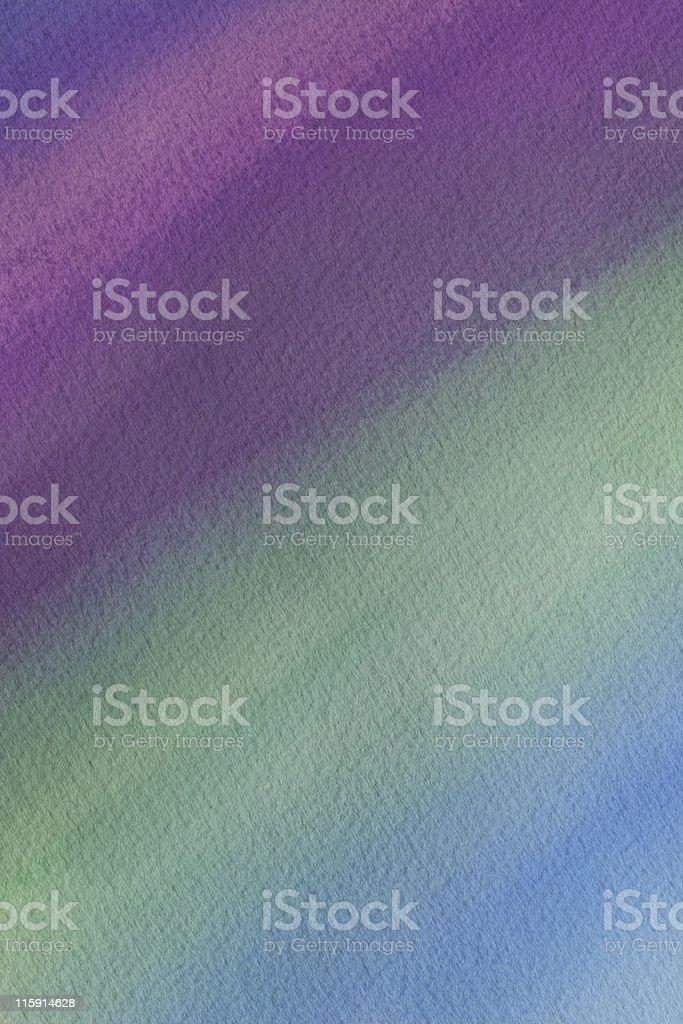 Watercolor wash background vector art illustration