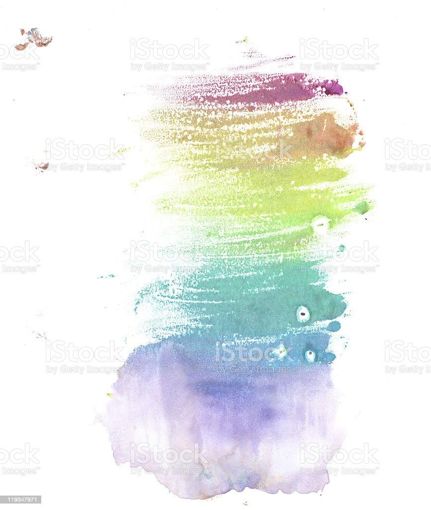 Watercolors royalty-free stock vector art