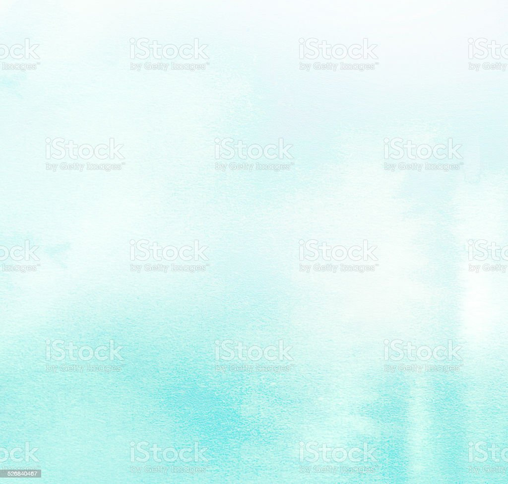 watercolors on textured paper background vector art illustration