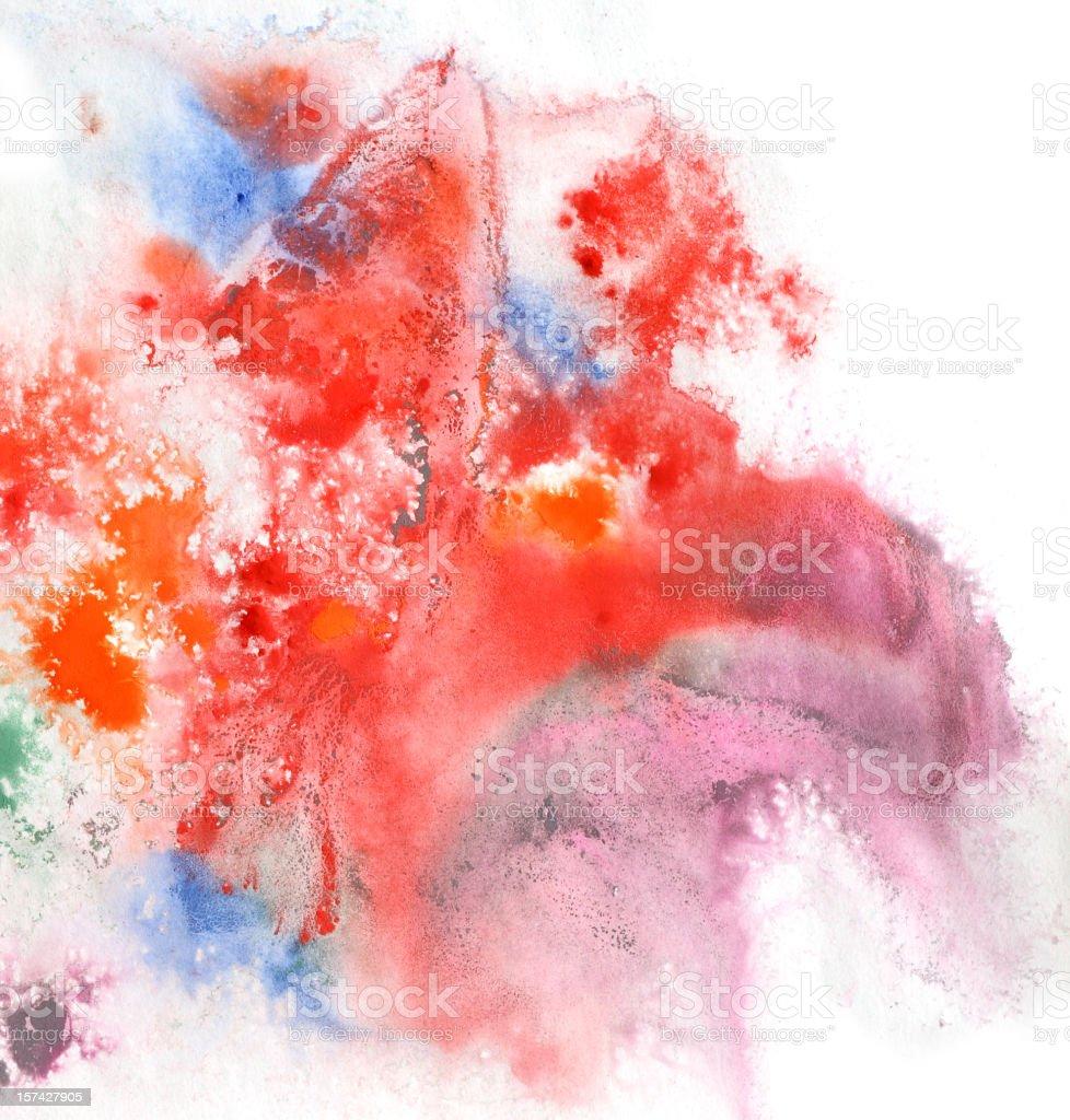 Watercolour royalty-free stock vector art