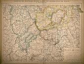 Westphalia, Hesse-nassau and Grand Duchy of Hesse Rhine Province
