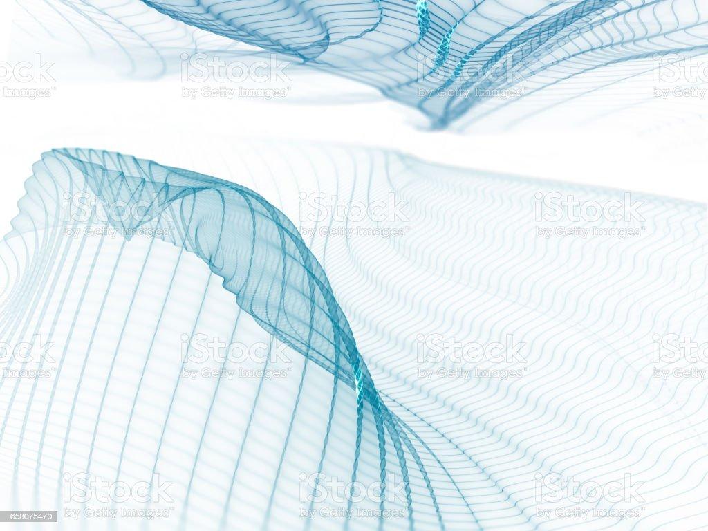 White blue modern background vector art illustration