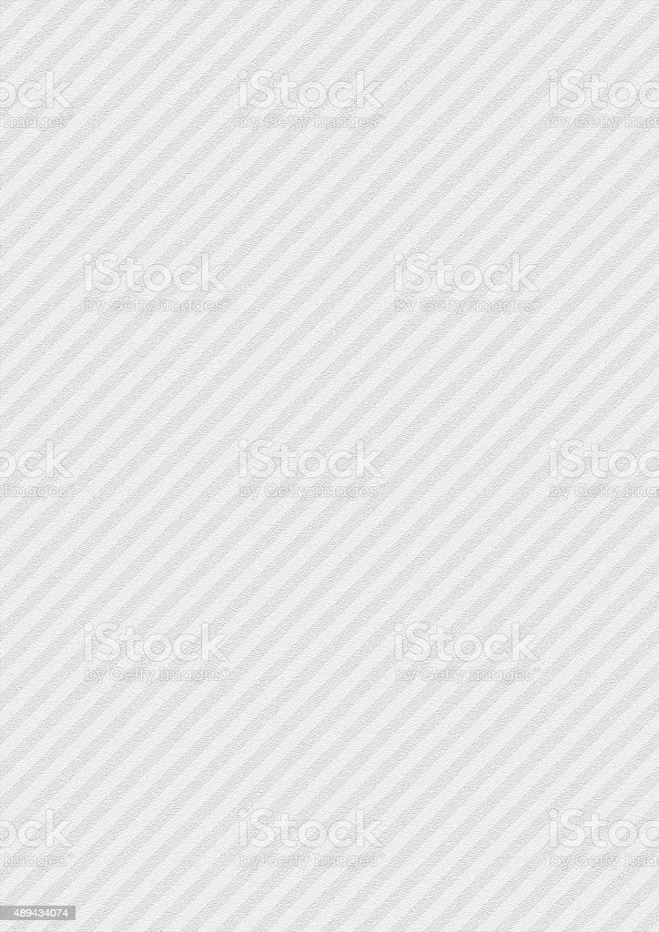 White paper diagonal striped background. vector art illustration