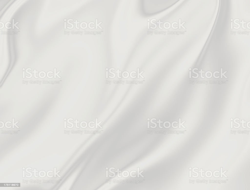 white satin royalty-free stock vector art