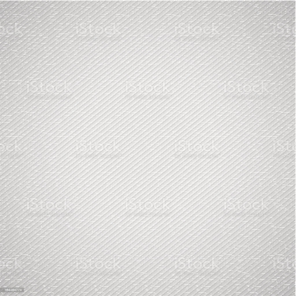 White striped paper surface vector art illustration