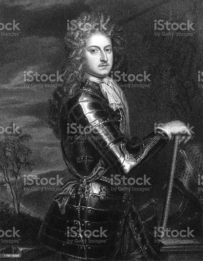 William Cavendish, 1st Duke of Devonshire royalty-free stock vector art