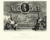 William Hogarth's Illustrations for Samuel Butler's Hudibras