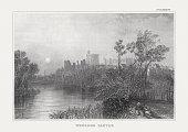 Windsor Castle, published in 1850