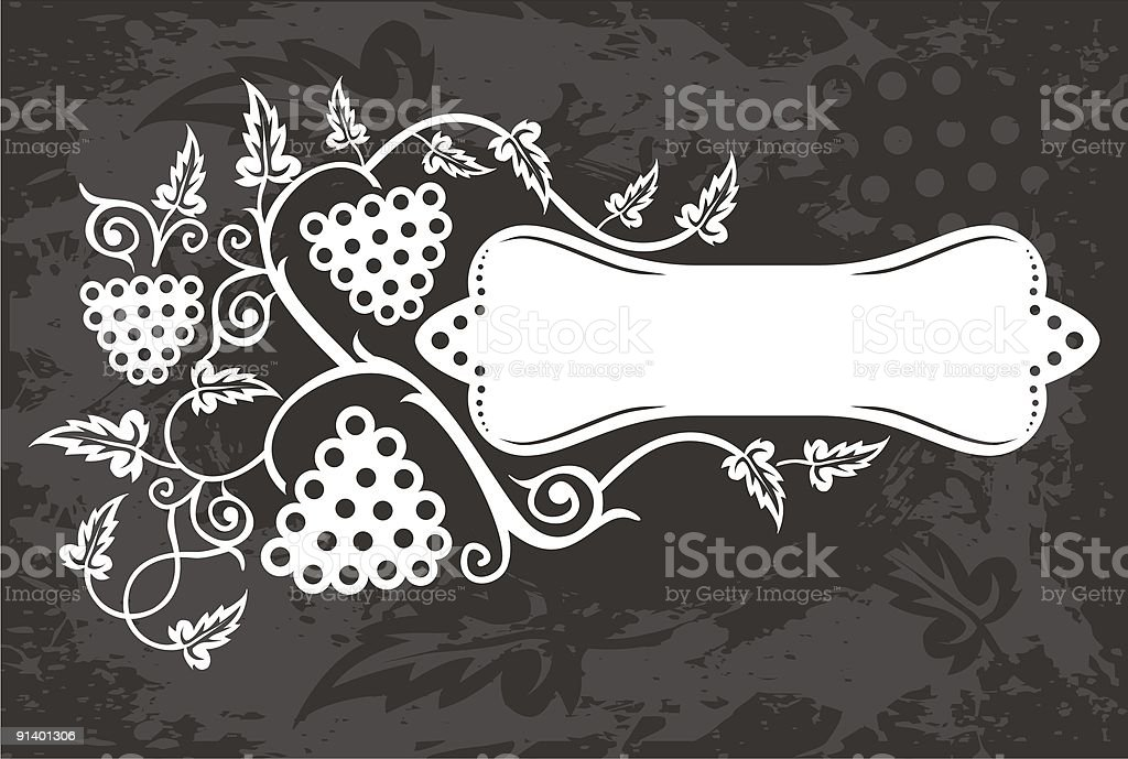 wine banner royalty-free stock vector art