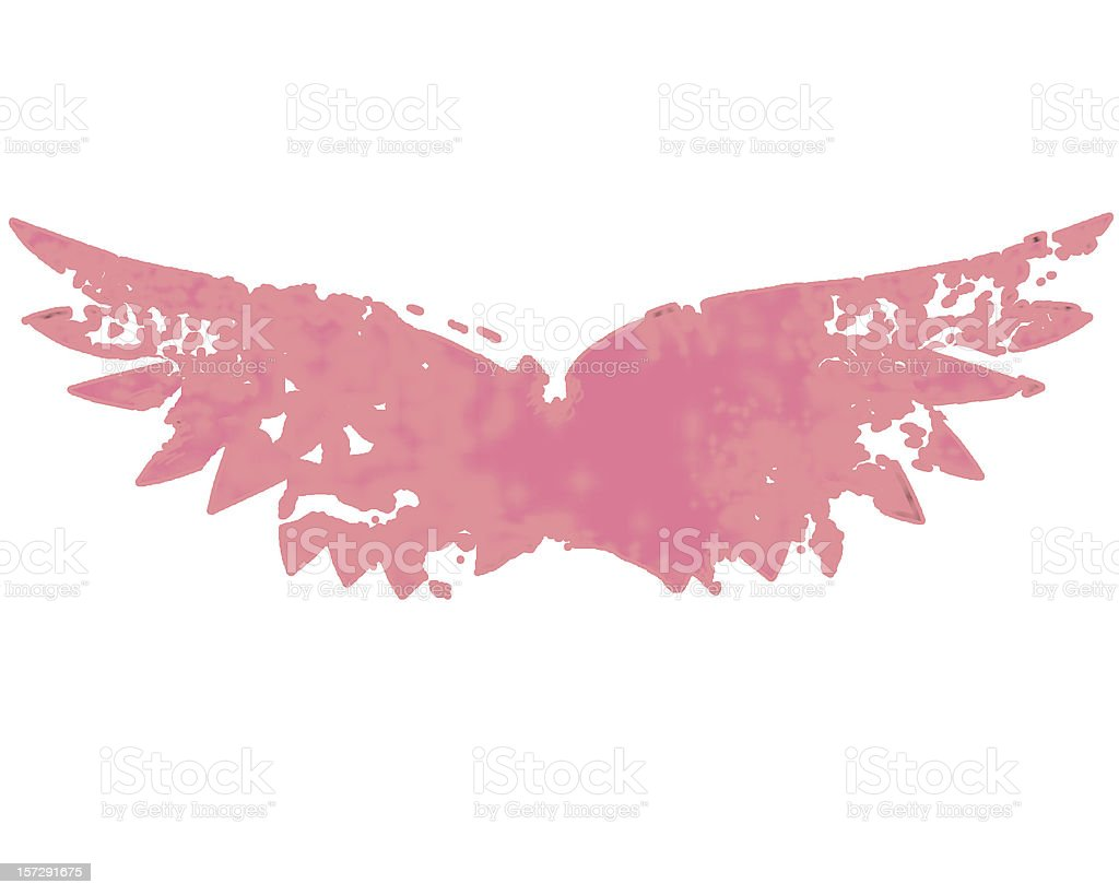 wings royalty-free stock vector art