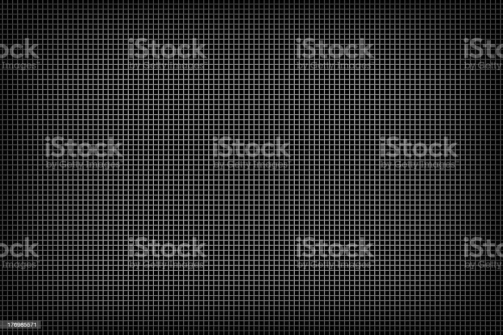 Wire mesh royalty-free stock vector art
