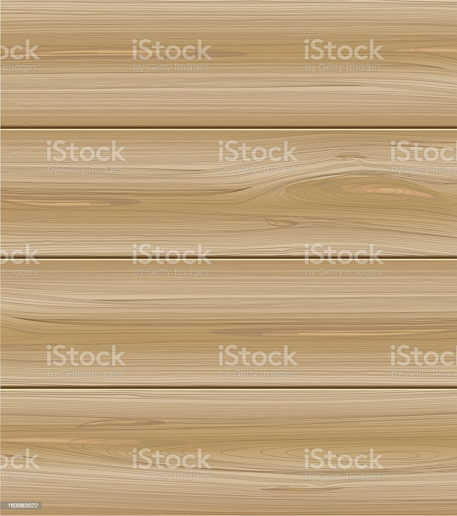 Wood Background royalty-free stock vector art