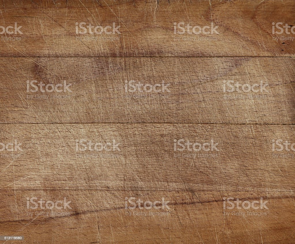 Wooden texture vector art illustration