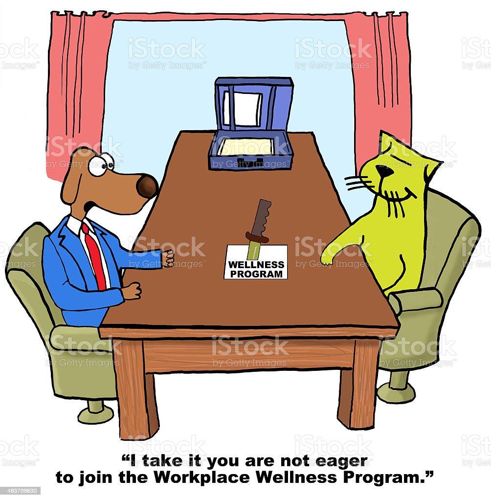 Free Clip Art Workplace Wellness Program