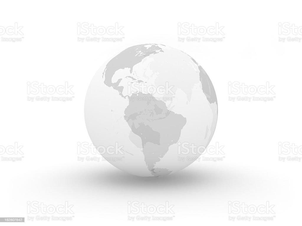 World vetor e ilustração royalty-free royalty-free