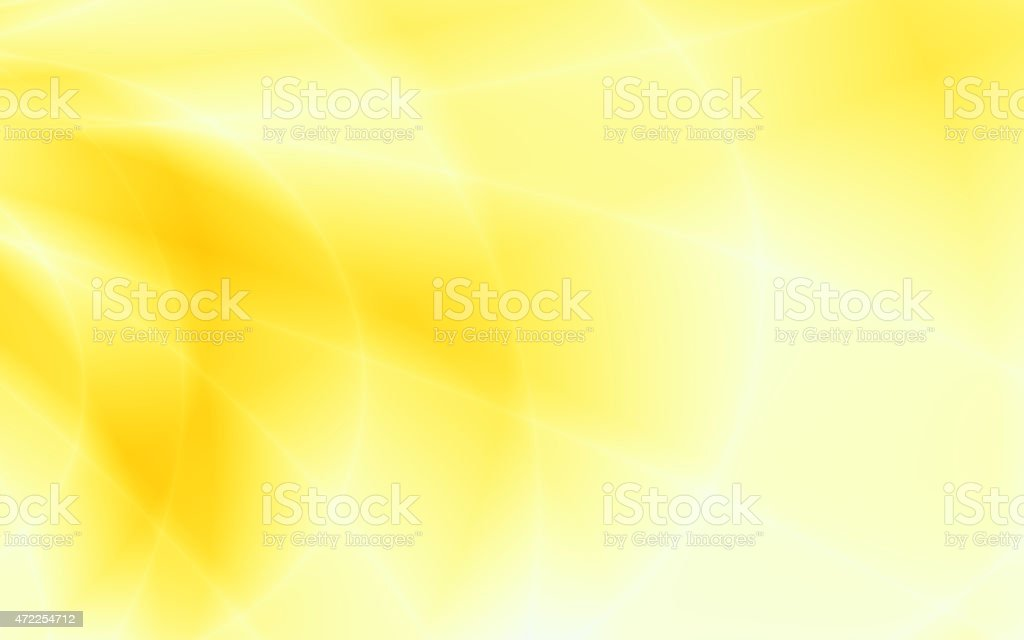 Yellow abstract bright power design vector art illustration