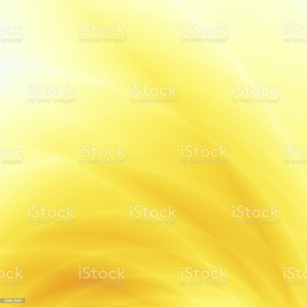 Yellow abstract website curve wavy background vector art illustration