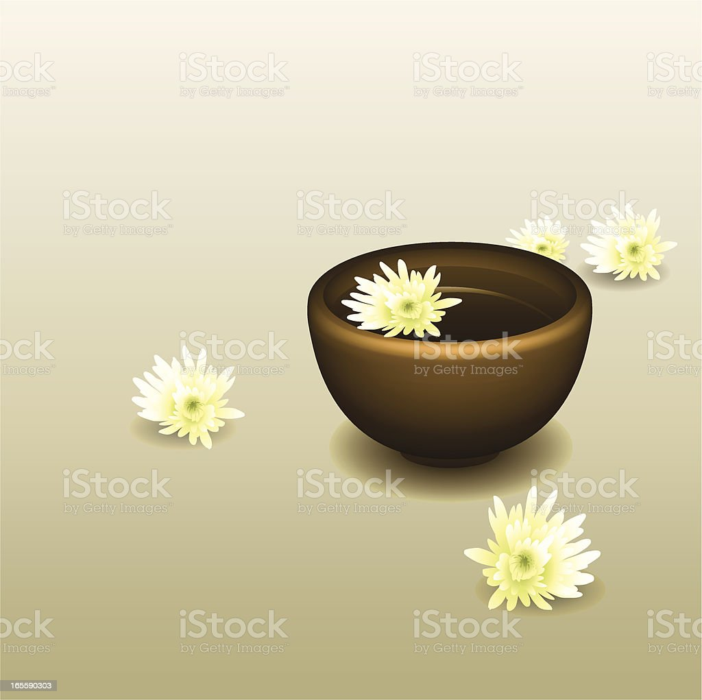 Zen Ambient royalty-free stock vector art