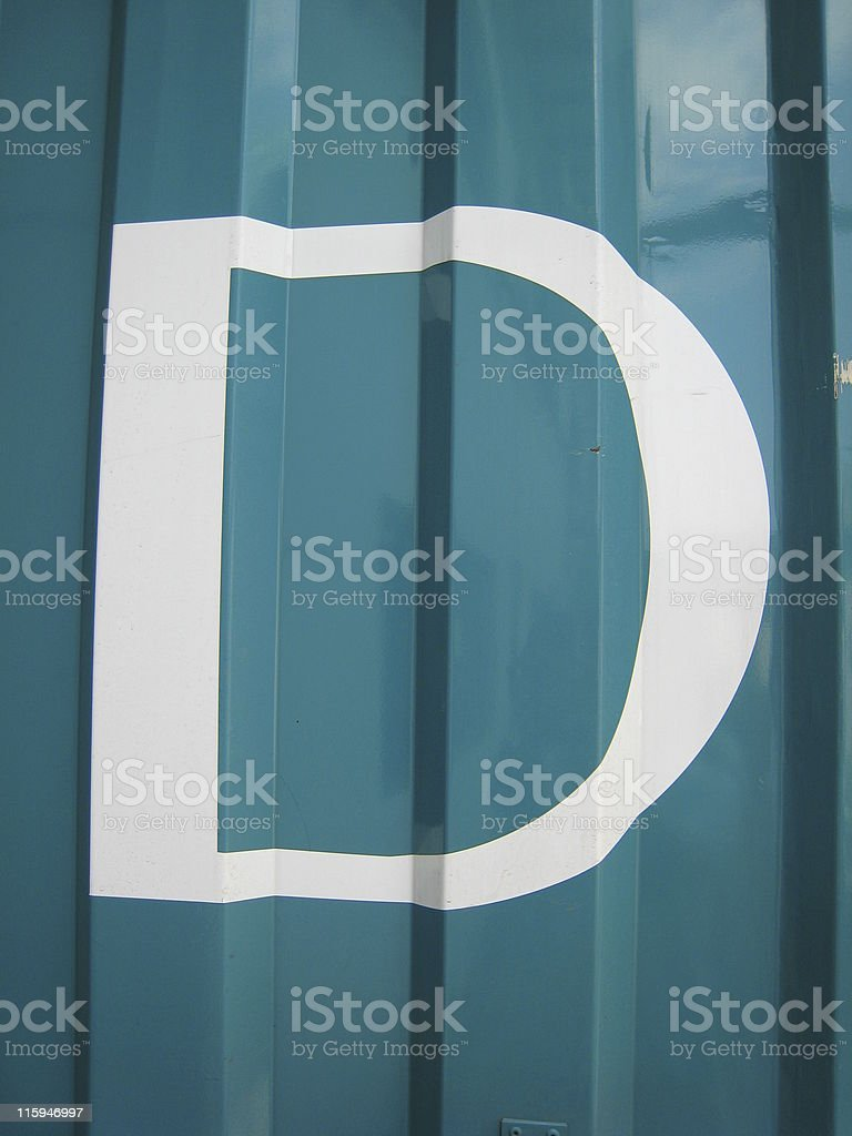 D royalty-free stock photo