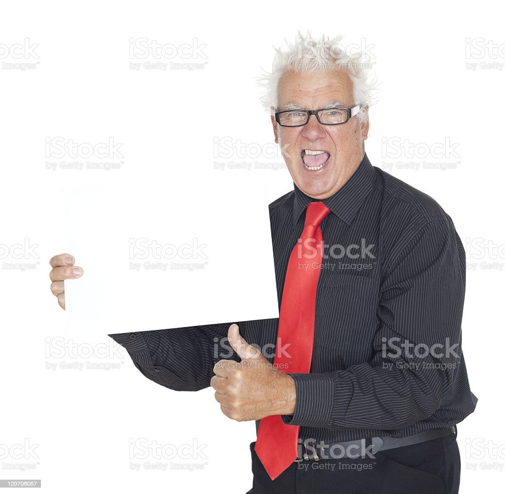 YES!! royalty-free stock photo