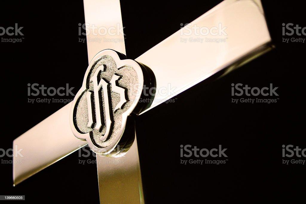 IHS royalty-free stock photo