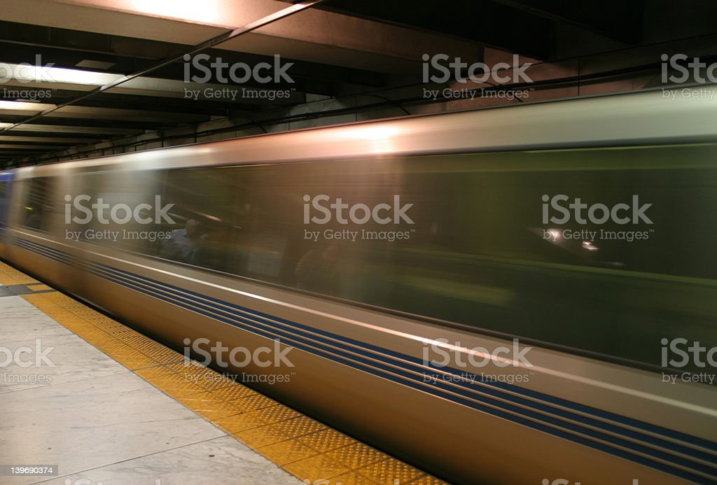 BART stock photo