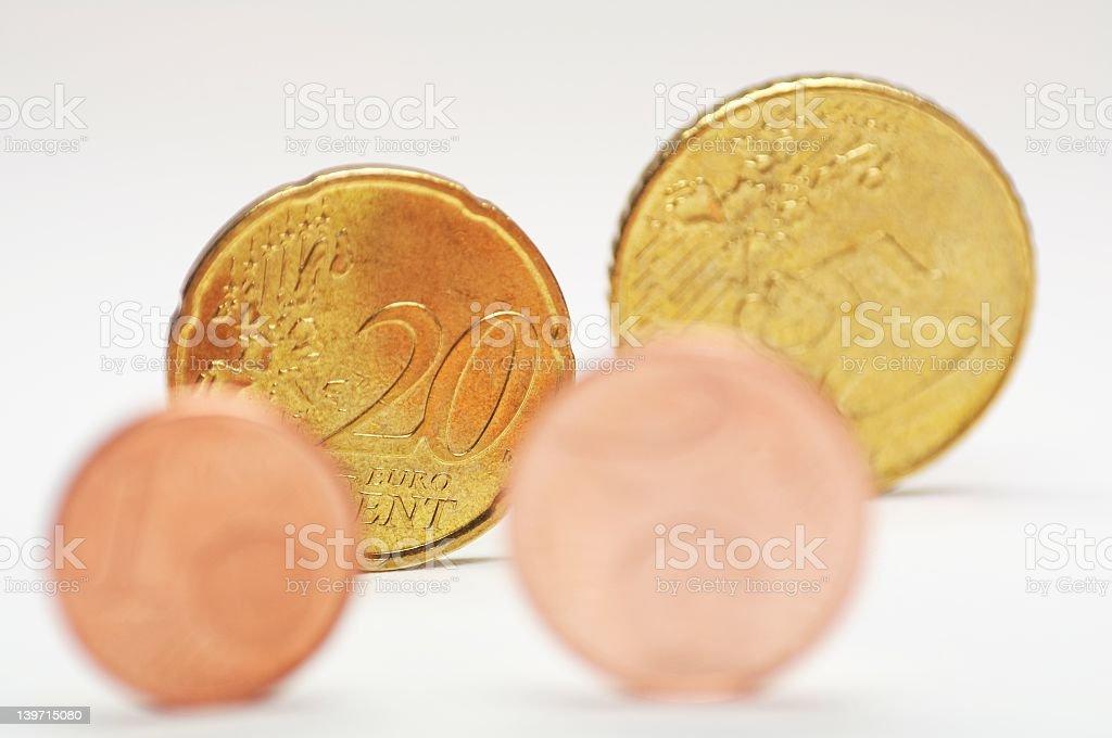 EURO - 7 royalty-free stock photo