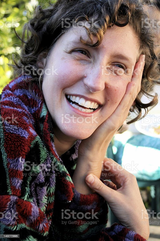 FUNNY JOKE royalty-free stock photo