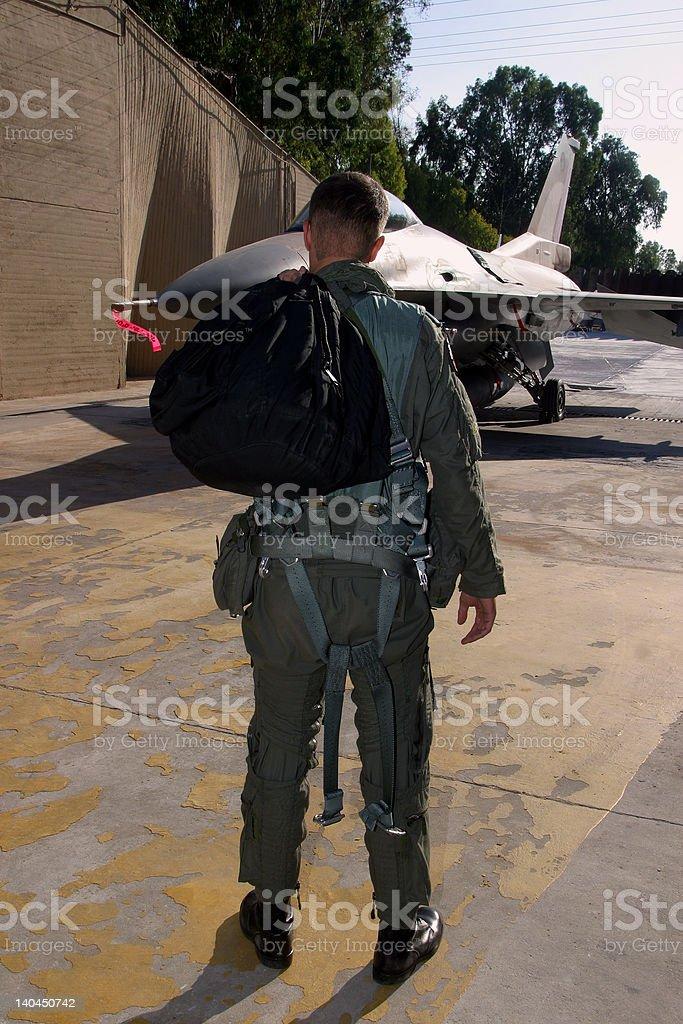F-16 stock photo