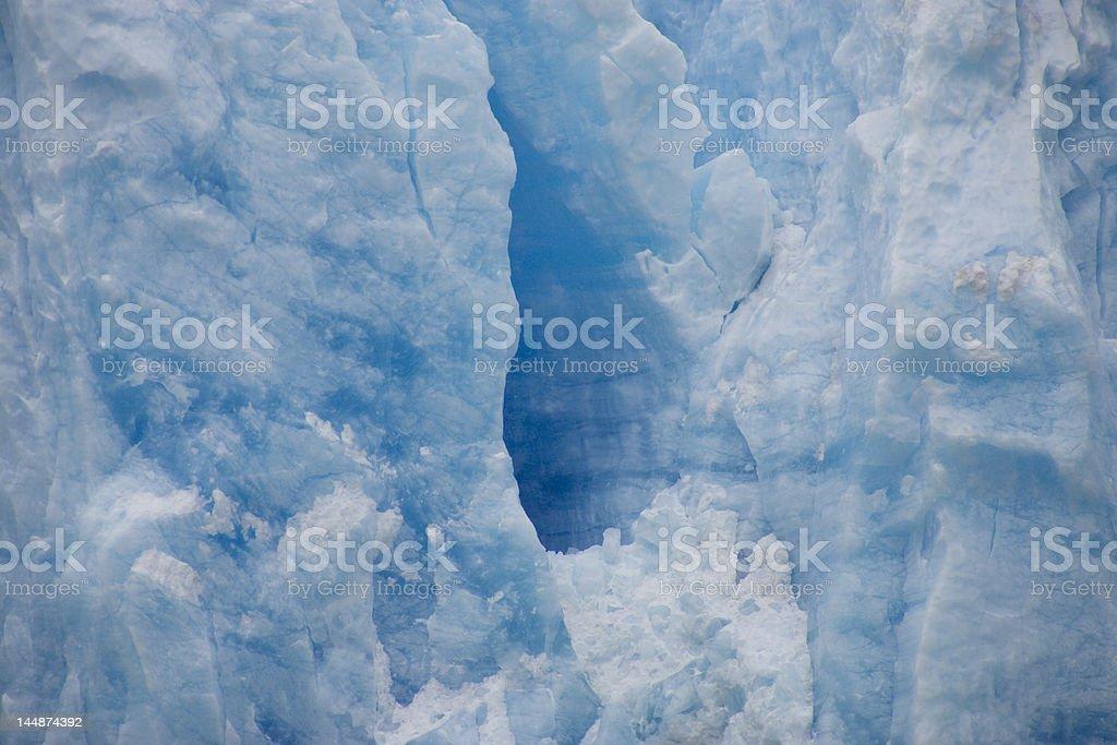 ICE GROS PLAN photo libre de droits