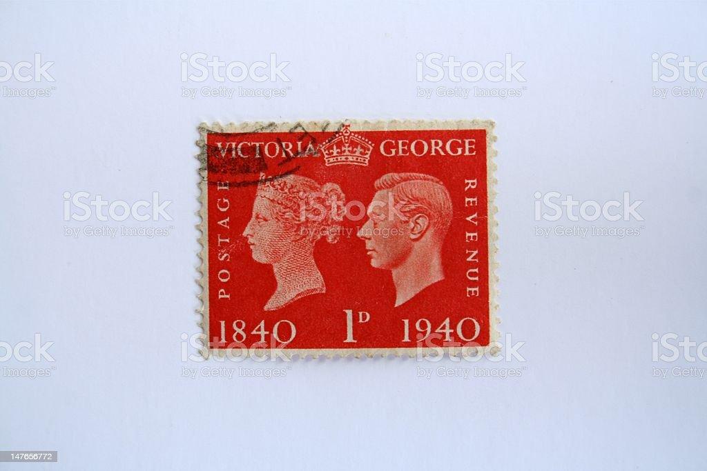 1840-1940 royalty-free stock photo