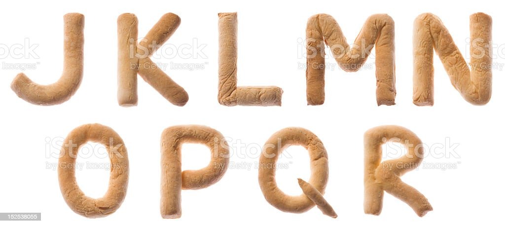 JKLMNOPQR royalty-free stock photo