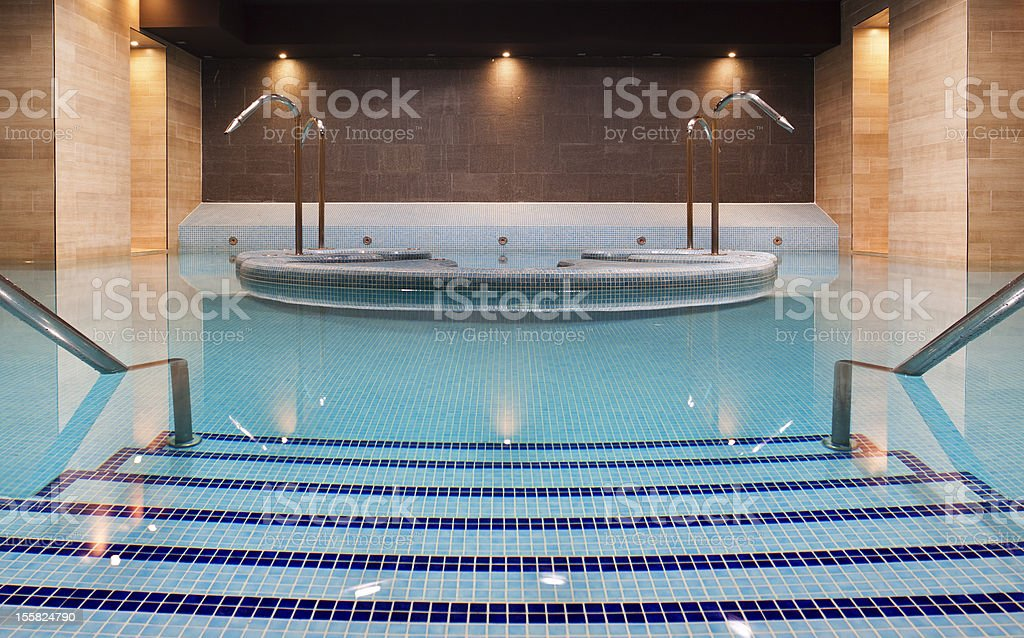 SPA stock photo