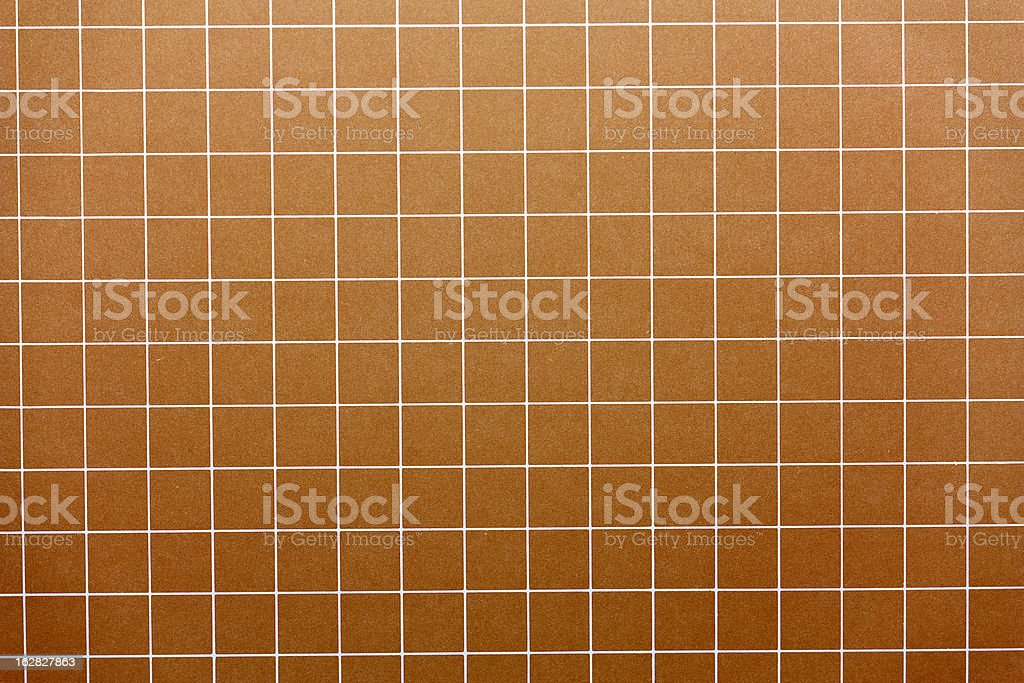 orange checkered paper, creative abstract design background photo stock photo